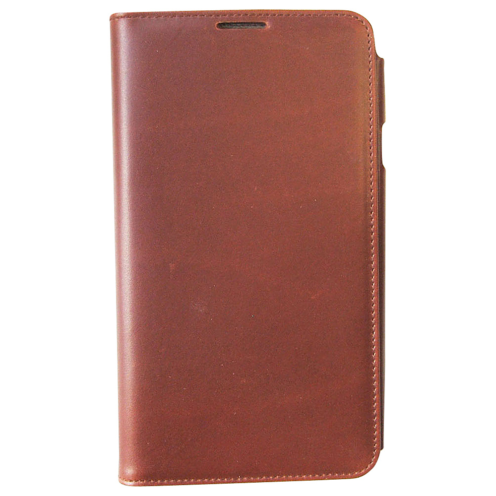 Tanners Avenue Samsung Galaxy Note 3 Leather Case Wallet Chestnut Tanners Avenue Electronic Cases