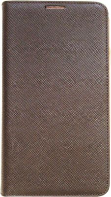 Tanners Avenue Samsung Galaxy Note 3 Leather Case Wallet Tex Brown