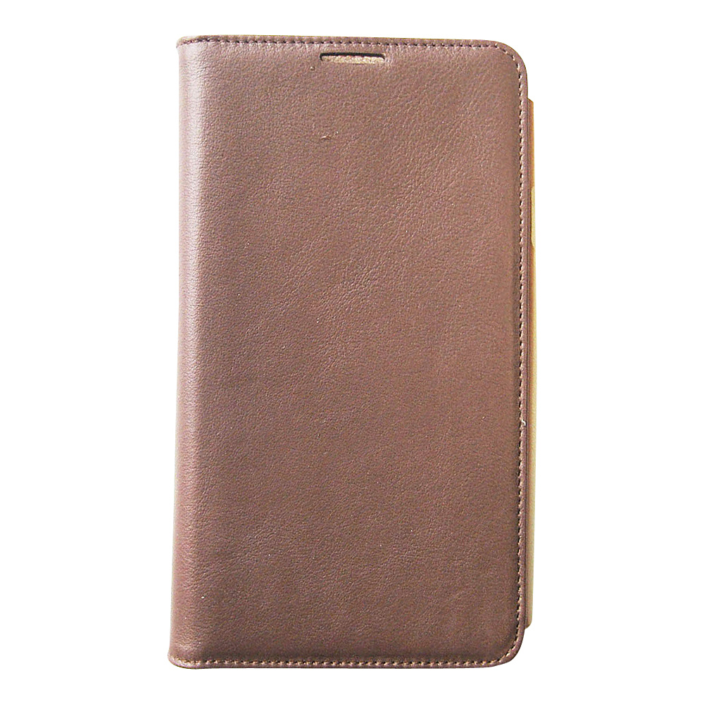 Tanners Avenue Samsung Galaxy Note 3 Leather Case Wallet Brown Chestnut Interior Tanners Avenue Electronic Cases