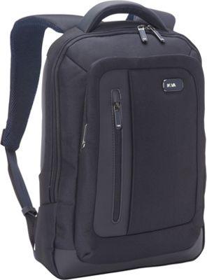 Nava Dot.com Backpack Navy Blue - Nava Laptop Backpacks