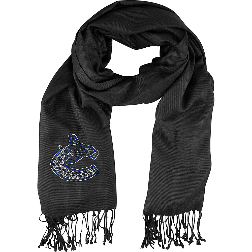 Littlearth Pashi Fan Scarf - NHL Teams Vancouver Canucks - Littlearth Hats/Gloves/Scarves - Fashion Accessories, Hats/Gloves/Scarves