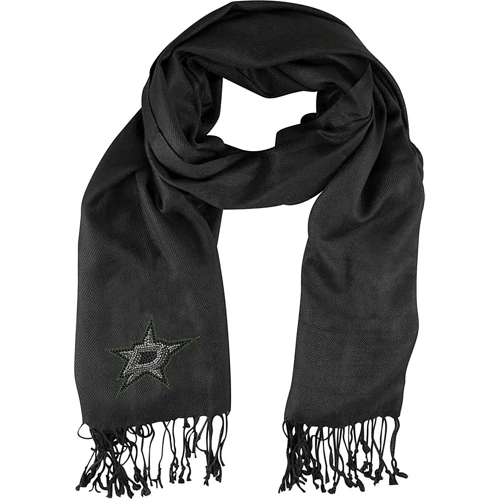 Littlearth Pashi Fan Scarf - NHL Teams Dallas Stars - Littlearth Hats/Gloves/Scarves - Fashion Accessories, Hats/Gloves/Scarves