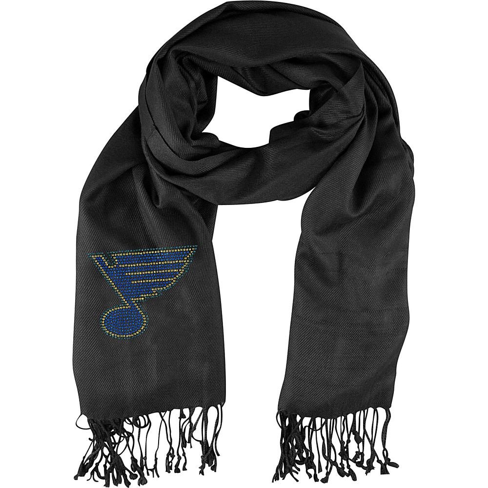 Littlearth Pashi Fan Scarf - NHL Teams St. Louis Blues - Littlearth Hats/Gloves/Scarves - Fashion Accessories, Hats/Gloves/Scarves
