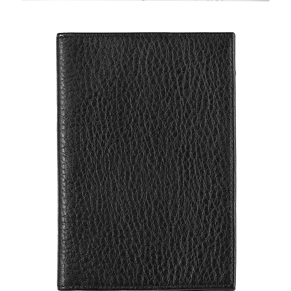 Johnston Murphy Passport Cover Black Johnston Murphy Travel Wallets