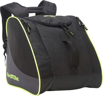 Sportube Traveler Boot and Gear Bag Green/Black - Sportube Ski and Snowboard Bags