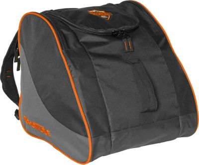 Sportube Traveler Boot and Gear Bag Orange/Black - Sportube Ski and Snowboard Bags