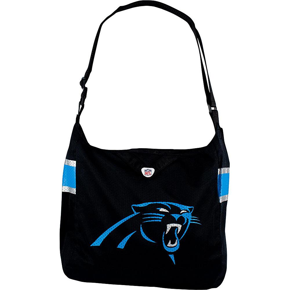 Littlearth Team Jersey Shoulder Bag - NFL Teams Carolina Panthers - Littlearth Fabric Handbags