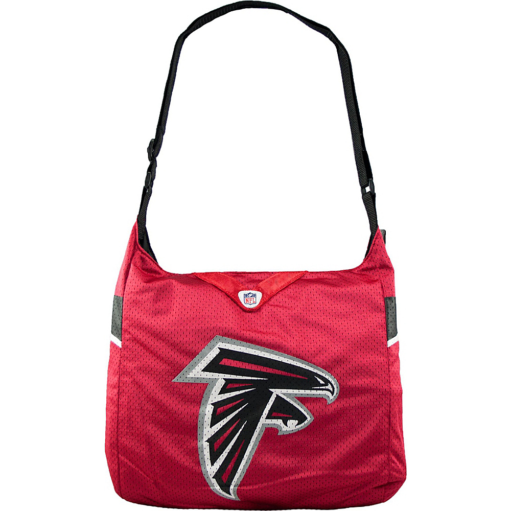 Littlearth Team Jersey Shoulder Bag - NFL Teams Atlanta Falcons - Littlearth Fabric Handbags - Handbags, Fabric Handbags