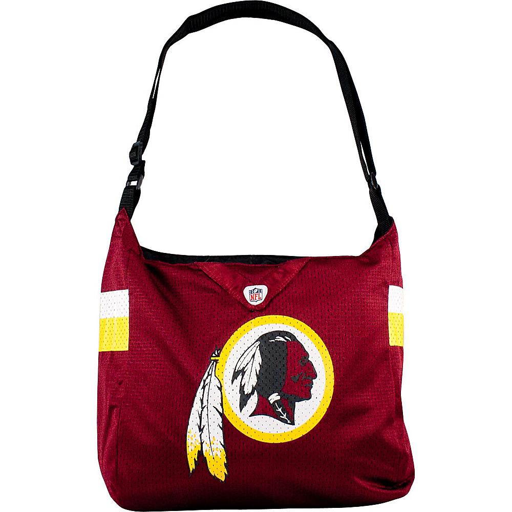 Littlearth Team Jersey Shoulder Bag - NFL Teams Washington Redskins - Littlearth Fabric Handbags - Handbags, Fabric Handbags