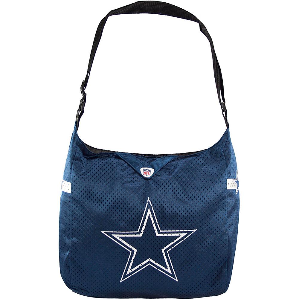 Littlearth Team Jersey Shoulder Bag - NFL Teams Dallas Cowboys - Littlearth Fabric Handbags - Handbags, Fabric Handbags