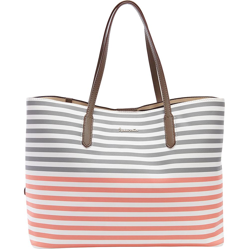 Splendid Key Largo Tote Melon Designer Handbags