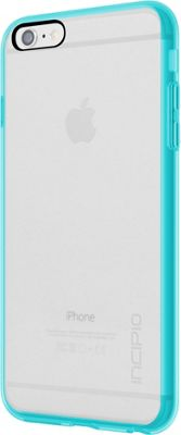 Incipio Octane Pure for iPhone 6/6s Plus Clear/Highlighter Pink - Incipio Electronic Cases