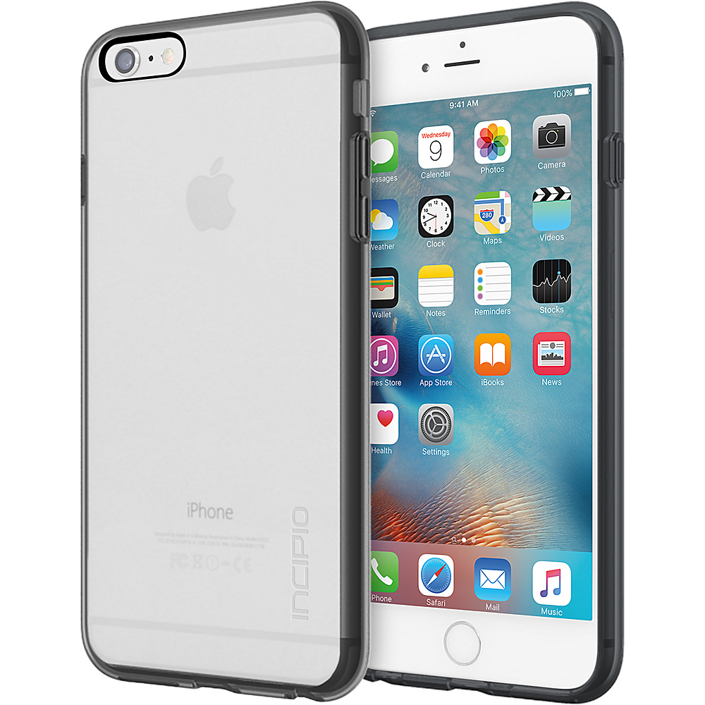 Incipio Octane Pure for iPhone 6/6s Plus Clear/Black - Incipio Electronic Cases - Technology, Electronic Cases
