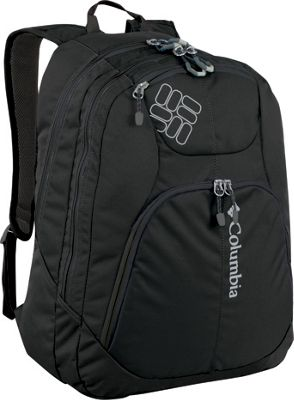 Columbia Sportswear Columbia Sportswear Rogue River Pack Black - Columbia Sportswear Day Hiking Backpacks