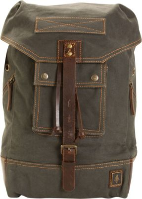 DamnDog Rucksack Backpack Rebel Gray - DamnDog Everyday Backpacks