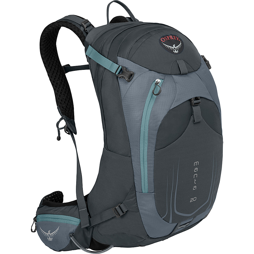 Osprey Manta AG 20 Hiking Pack Fossil Grey - Osprey Day Hiking Backpacks - Outdoor, Day Hiking Backpacks