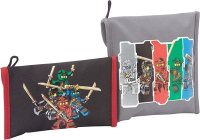 LEGO NINJAGO Lunch Pockets Ninjago - LEGO Travel Coolers