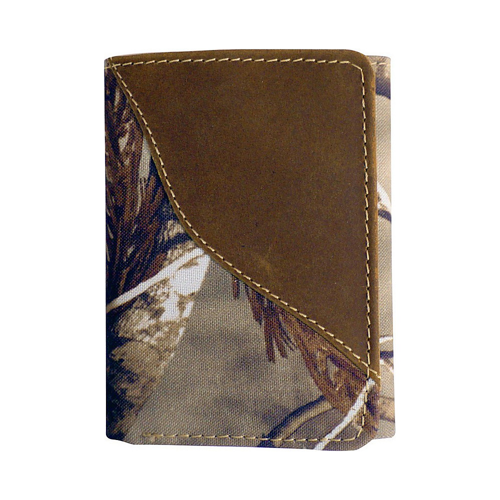 Canyon Outback Realtree RFID Security Blocking Tri Fold Wallet Realtree Camo Canyon Outback Men s Wallets