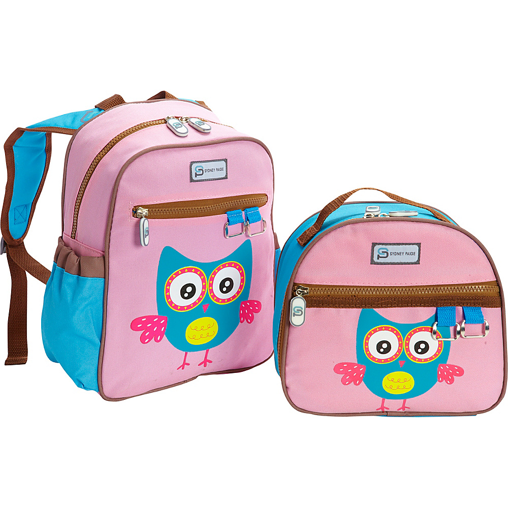 Toddler Backpack With Lunch Bag | Cg Backpacks