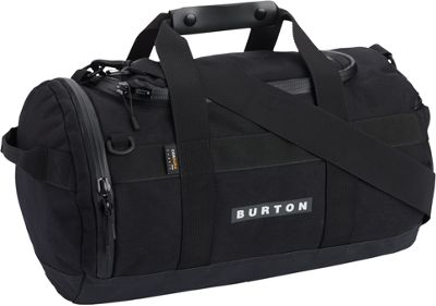 Burton Backhill Duffel 25L True Black Cordura - Burton Outdoor Duffels