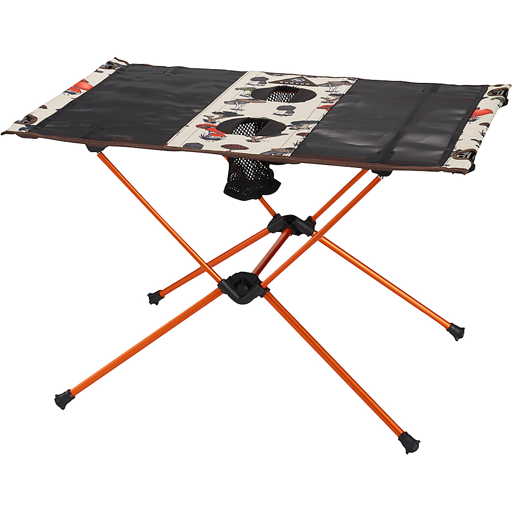 Burton Camp Table Shrooms Burton Outdoor Accessories