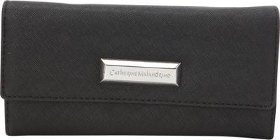 Catherine Malandrino Stephanie Wallet Black - Catherine Malandrino Women's Wallets