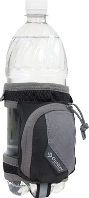 Outdoor Products H2O Stride Bottle Holder Black - Outdoor Products Hydration Packs and Bottles