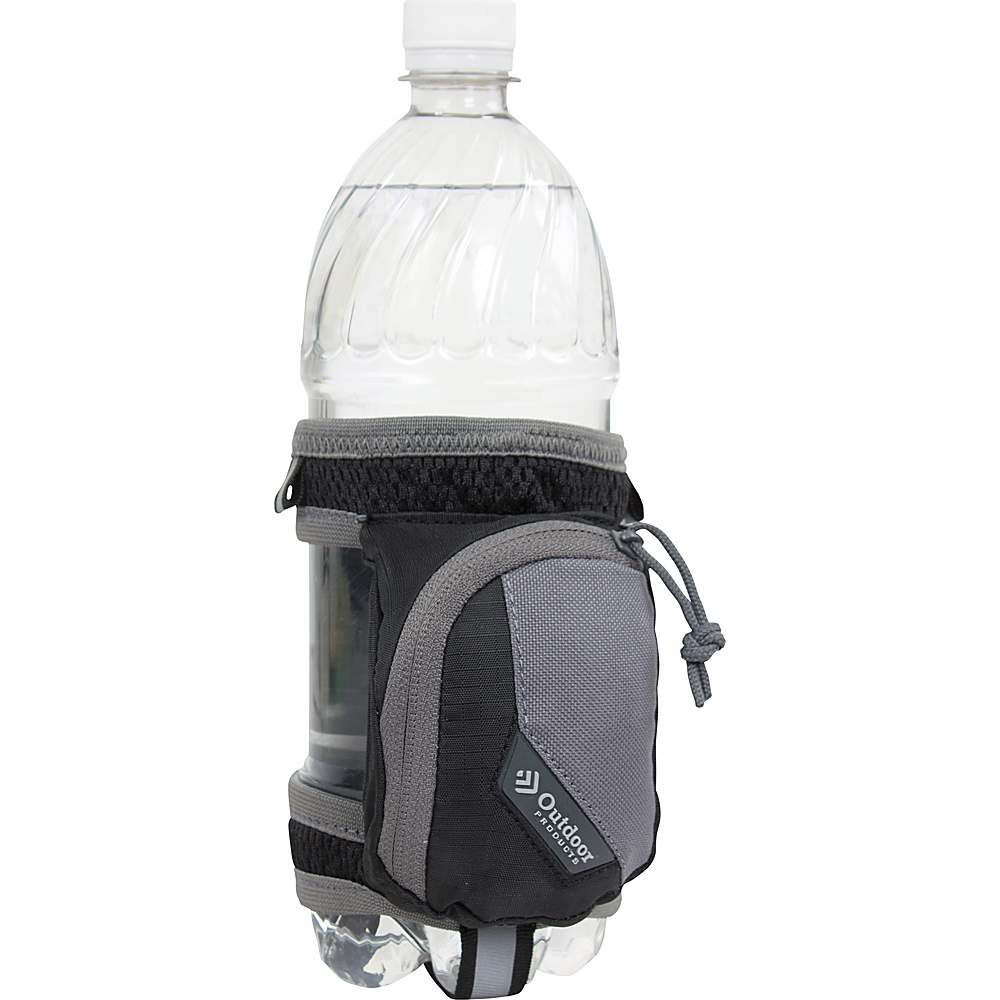 Outdoor Products H2O Stride Bottle Holder Black Outdoor Products Hydration Packs and Bottles