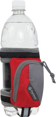 Outdoor Products H2O Stride Bottle Holder Red Star - Outdoor Products Hydration Packs and Bottles