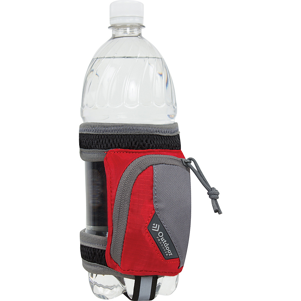 Outdoor Products H2O Stride Bottle Holder Red Star Outdoor Products Hydration Packs and Bottles
