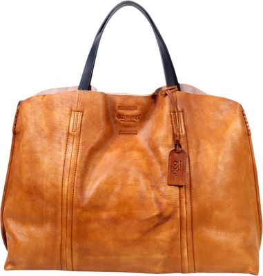 Old Trend Forest Island Tote Chestnut - Old Trend Leather Handbags