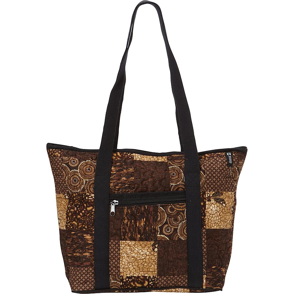 Donna Sharp Medium Celina Shoulder Bag Exclusive Dragonfly Donna Sharp Fabric Handbags