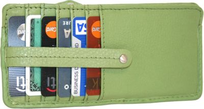 Nino Bossi Organize Your Credit Cards Wallet Leaf - Nino Bossi Women's Wallets