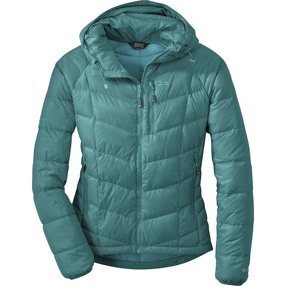 Outdoor Research Womens Sonata Hoody XS - Atlantis/Sea - Outdoor Research Womens Apparel - Apparel & Footwear, Women's Apparel