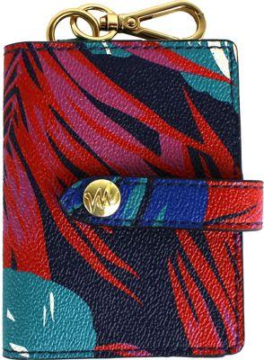 Emilie M 3-in-1 Power Wallet Floral - Emilie M Designer Handbags