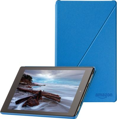 Image of Amazon Products Case for Fire HD 8 (5th Gen) Blue - Amazon Products Electronics