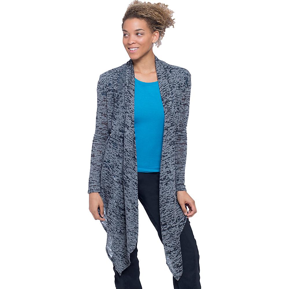 Soybu Aubrey Wrap L - Black - Soybu Womens Apparel - Apparel & Footwear, Women's Apparel