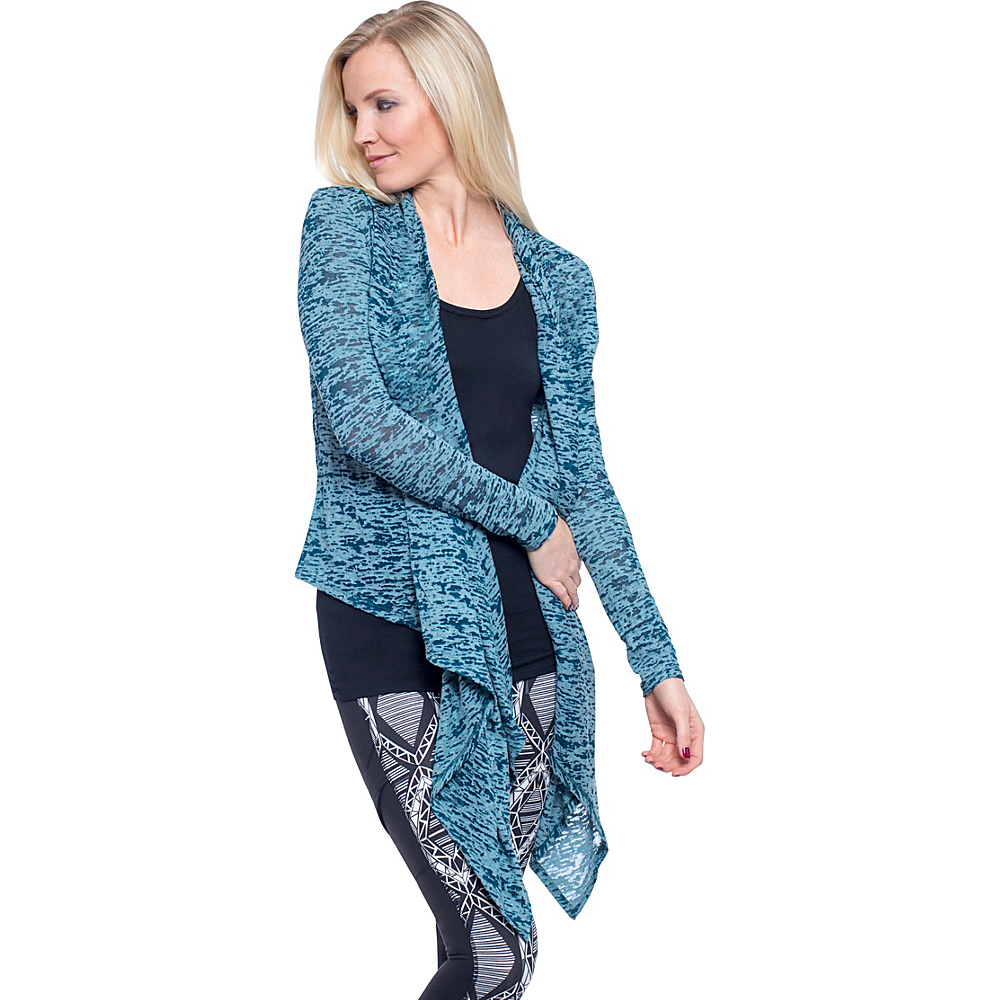 Soybu Aubrey Wrap M - Gemstone - Soybu Womens Apparel - Apparel & Footwear, Women's Apparel