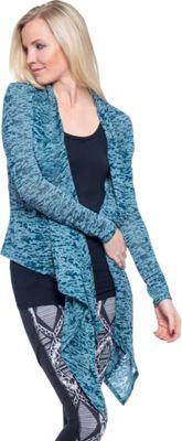 Soybu Aubrey Wrap L - Gemstone - Soybu Women's Apparel
