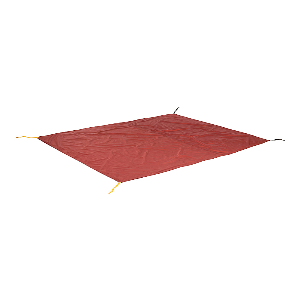 Big Agnes Big House 4 Person Footprint Red 4 Person Big Agnes Outdoor Accessories