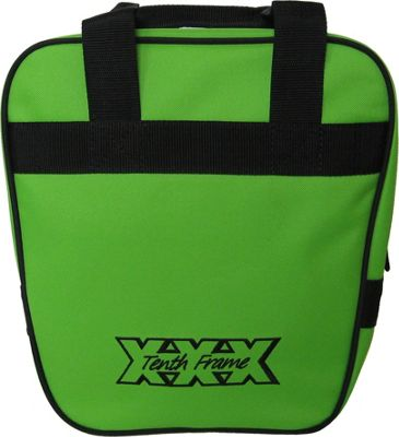 Tenth Frame Tenth Frame Companion Single Tote Lime - Tenth Frame Bowling Bags