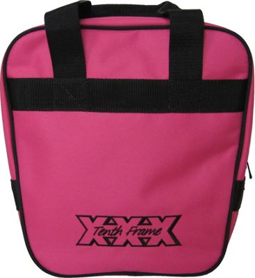 Tenth Frame Tenth Frame Companion Single Tote Pink - Tenth Frame Bowling Bags