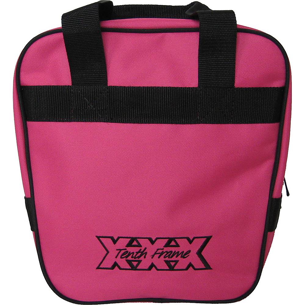 Tenth Frame Companion Single Tote Pink - Tenth Frame Bowling Bags