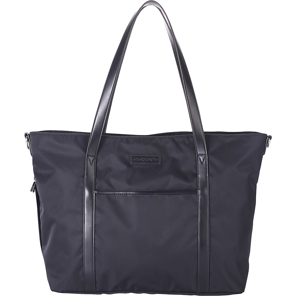 Stellakim Renee Diaper Tote Black - Stellakim Diaper Bags & Accessories