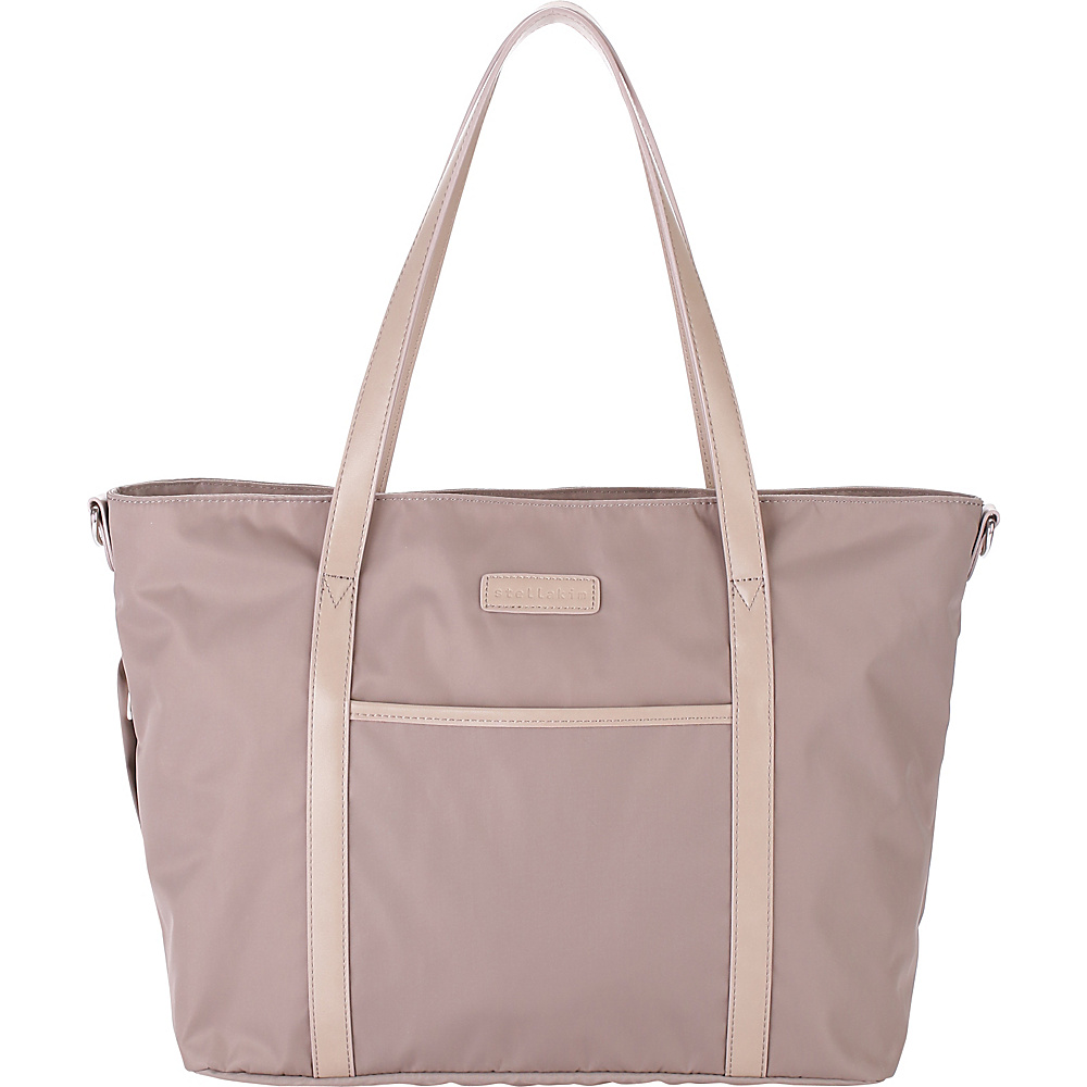 Stellakim Renee Diaper Tote Beige - Stellakim Diaper Bags & Accessories