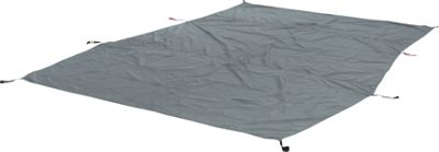 Big Agnes Flying Diamond 6 Person Footprint Charcoal - 6 Person - Big Agnes Outdoor Accessories