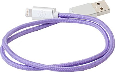 Chic Buds Chic Buds Charging and Sync Cable Purple - Chic Buds Electronic Accessories