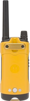 Motorola Solutions T400 Rechargeable 2PK 2-Way Radio Yellow - Motorola Solutions Electronic Accessories