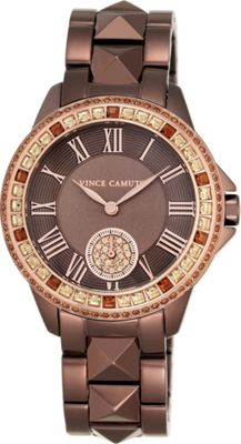 Vince Camuto Watches Women's Bracelet Watch - 38mm Gunmetal - Vince Camuto Watches Watches