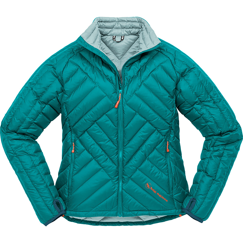 Big Agnes Womens Hole in the Wall Jacket XS Pumpkin Chestnut Big Agnes Women s Apparel